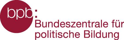 Logo der Bundeszentrale für politische Bildung/bpb